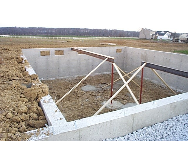 House foundation for Home foundation