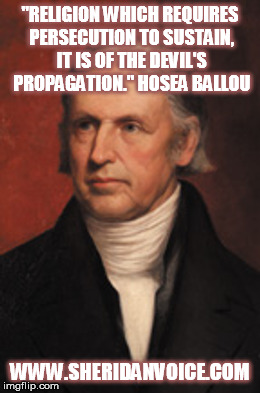 Hosea Ballou Meme First Century
