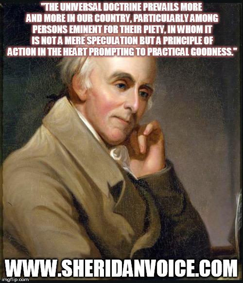 Benjamin Rush Meme