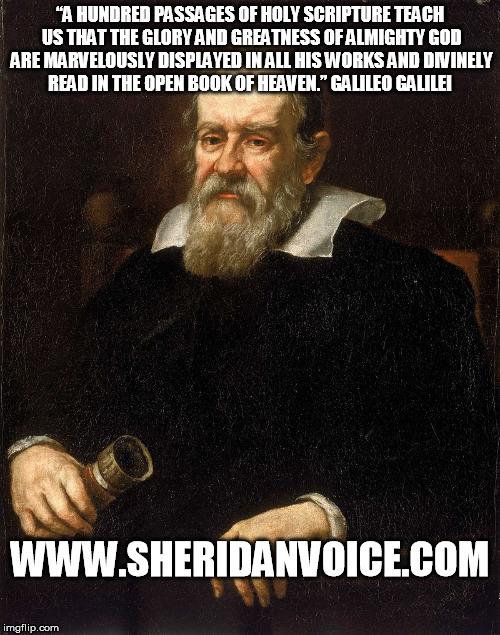 Galileo Galilei Meme