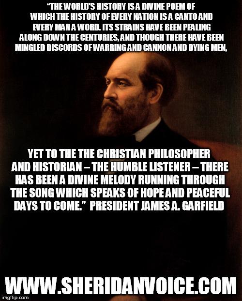 Garfield History Meme