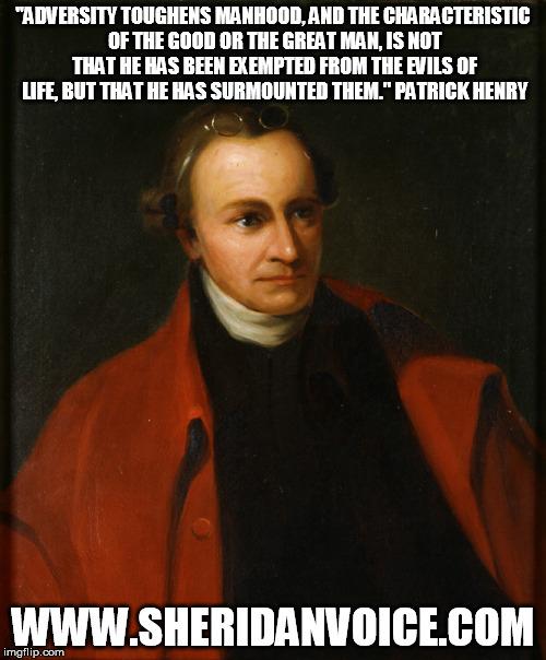 Henry Adversity Meme