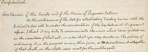 Jefferson's Confidential Message_Portion