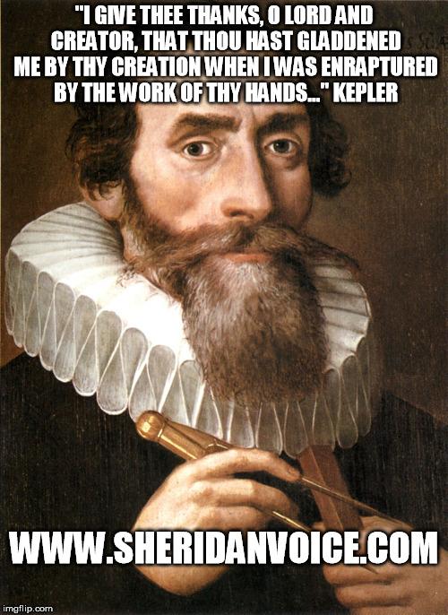 Kepler Meme