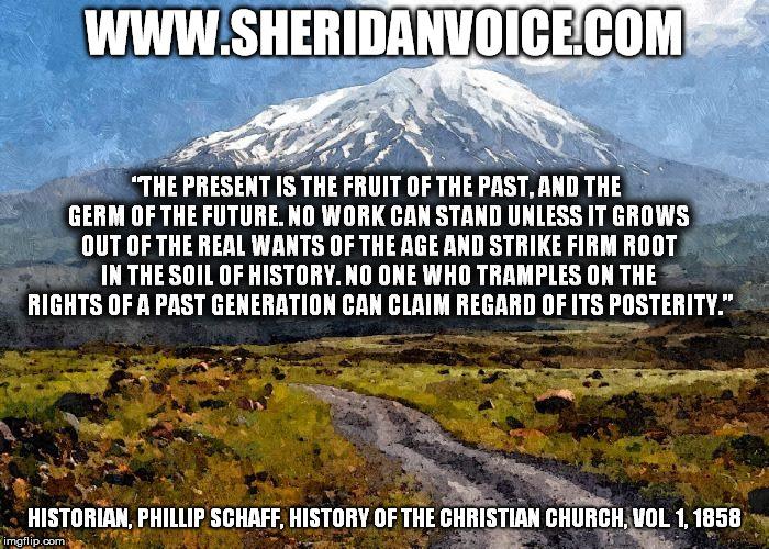 Schaff_History Meme_SheridanVoice