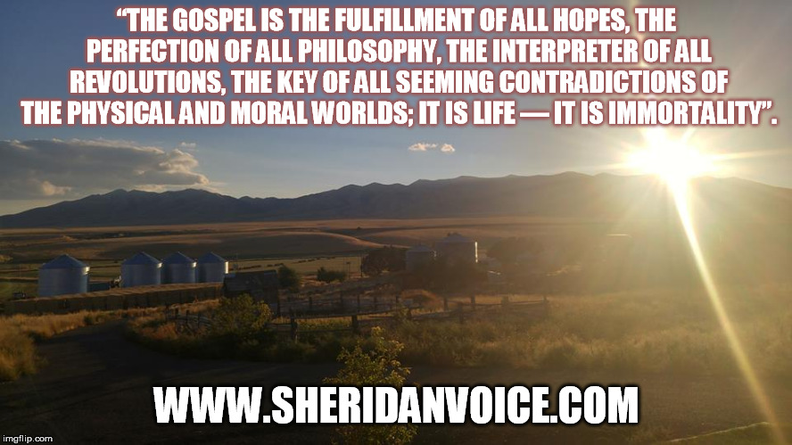 Von Muller Farm Meme_The Gospel