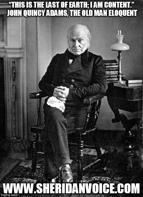 John Quincy Adams Meme