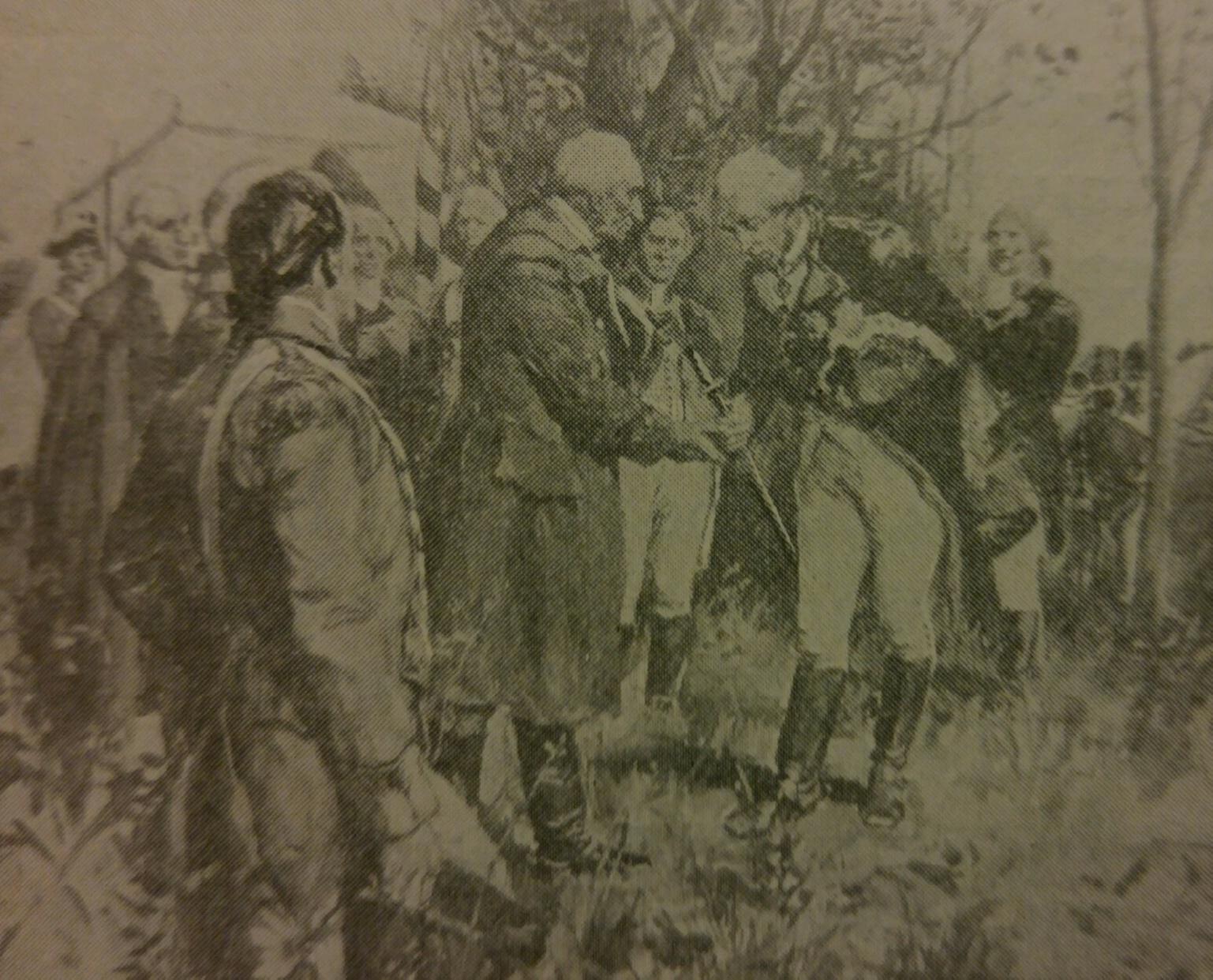 Surrender at Saratoga